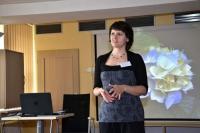 Mgr. Veronika Peslerová. Foto: J. Leparová