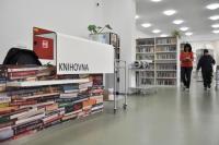 Městská knihovna Pohořelice, foto: autorka článku