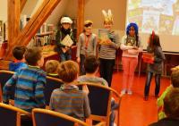 Čtenářský workshop v krnovské knihovně