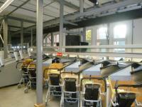 Bücherhallen Hamburg, Zentralbibliothek Automatická třídička fondu