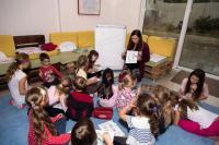 Čtenářský workshop v aténském krajanském spolku