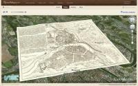 Přiložení mapy na trojrozměrný snímek v Google Earth