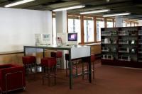 Nové prostory Americké knihovny v MZK, zdroj: archiv Amerického centra Praha a MZK