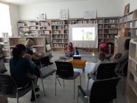 Akce knihovny pro nejmenší čtenáře