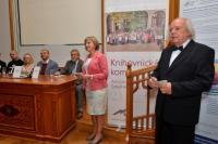 Ze slavnostního zahájení 41. semináře knihovníků muzeí a galerií v Západočeském muzeu v Plzni