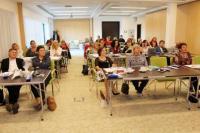 Účastníci Mezinárodní konference Komunitní knihovna