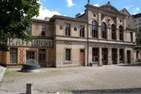 Pobočka Městské knihovny Berlin-Mitte v Luisenbad Foto: eMac_man (Google Maps)