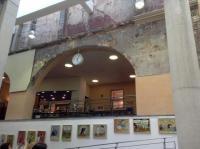 Pobočka městské knihovny Berlin-Mitte v Luisenbad – interiér Foto: Marie Šedá