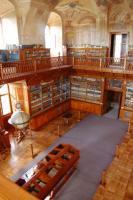 Knihovna benediktinského kláštera v Rajhradě
