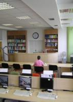 Areálová knihovna Fakulty strojního inženýrství