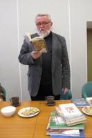 Literární čaje o páté - Jiří Jilík
