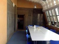 Atelier v Berlin-Mitte v Luisenbad - deskové hry Foto: Marie Šedá