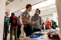 Účastníci zahajovacího setkání kampaně v pražském Centru moderního umění DOX Foto: Vojtěch Hurych