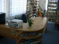 Infocentrum při městské knihovně ve Ždánicích