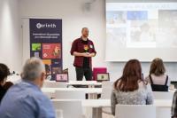 Průběh konference Sociální inovace v knihovnách
