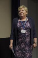 PhDr. Libuše Foberová, PhD. – ředitelka Moravskoslezské vědecké knihovny v Ostravě, Foto: Marek Běhan