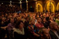 Koncert Kafka Bandu při příležitosti hostování ČR na Lipském knižním veletrhu, foto: Felix Abraham