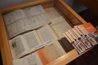 Knihovna v akci aneb Akce v knihovně - K vidění byly nejenom fotografie.