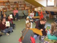 Městská knihovna Znojmo: Knihy Vašich babiček, nedatováno