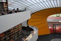 Filologická knihovna při Svobodné univerzitě v Berlíně Foto: Miroslav Bünter
