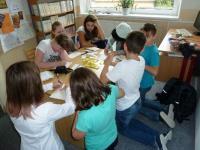 Akce k Mezinárodnímu měsíci školních knihoven, foto: archiv KŠK