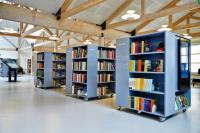 Avedøre Bibliotek og Kulturhus, foto: O. Mortensen