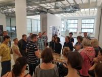 Návštěva Krajské galerie výtvarného umění ve Zlíně