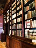 Biblioteca dell'Archiginnasio a zlomek jejího