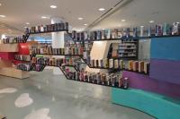Bibliotheek Nieuwegein – De Tweede Verdieping