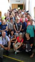 Účastníci semináře v Knihovně Boskovice