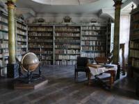 Knihovna benediktinského kláštera v Broumově