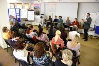 Účastníci semináře CASLIN
