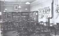 Čítárna v Besedním domě