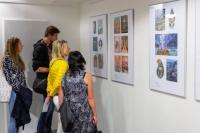 Výstava tvorby výtvarnice Renáty Fučíkové
