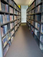 Knihovna Univerzity Tomáše Bati ve Zlíně - volný výběr