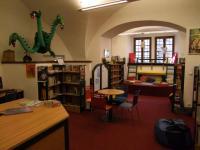 Oddělení pro děti Městské knihovny Loket