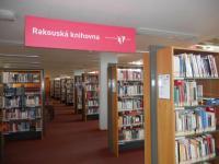 Dnešní umístění Rakouské knihovny v MZK