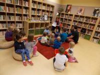 Akce knihovny pro veřejnost