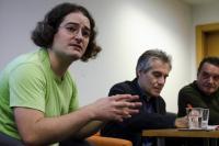 Debata o německé antologii Europa Erlesen