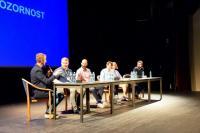 CovidCON - panelová diskuze