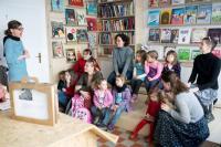 Knihkupectví Dlouhá punčocha, foto: Lenka Daňková, Tomáš Daněk