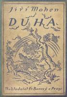 Duha - obal knihy
