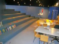Dětské oddělení divadýlko