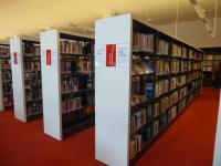Zentralbibliothek im Kulturpalast Dresden