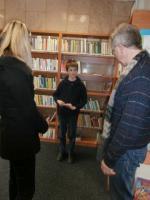 Druhý čtenář roku 2012 mezi chlapci - Jan Nechuta z Olešnice, 5. třída
