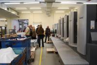 Exkurze v tiskárně Didot