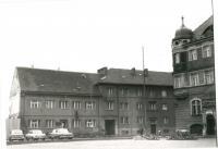 Historická budova hodonínské knihovny
