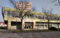 Současná budova Městské knihovny Hodonín