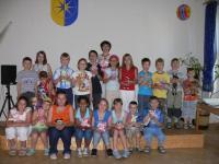Okres Blansko: setkání čtoucích rodin v obci Ráječko