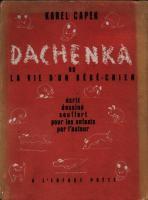 Francouzské vydání Dášeňky vyšlo roku 1946. Zdroj Městská knihovna Náchod